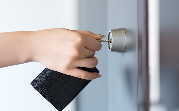 鍵・錠前の交換